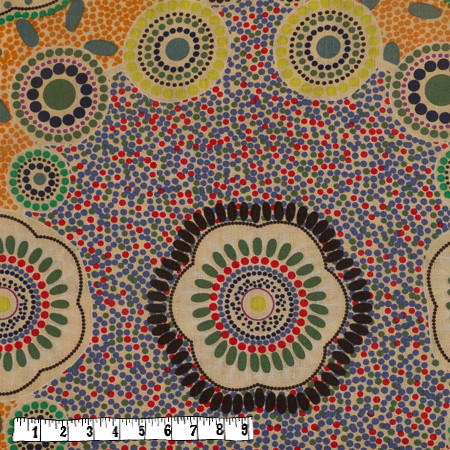Bio Rapskissen - Aborigines hell, Blumen